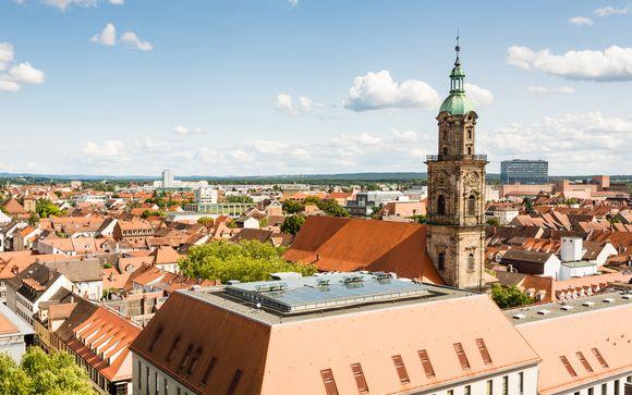Willkommen in... Erlangen !