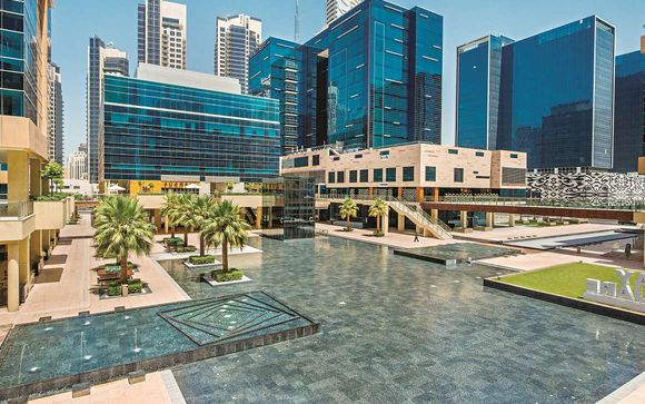 Doubletree by Hilton Business Bay 4*