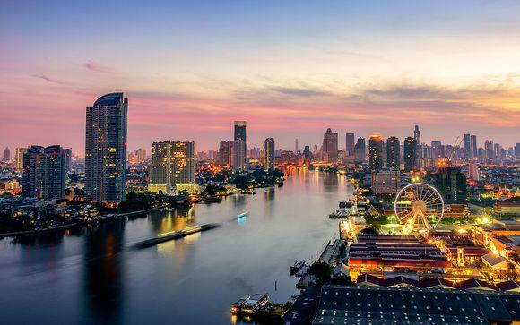 Ihre Vorverlängerung in Bangkok