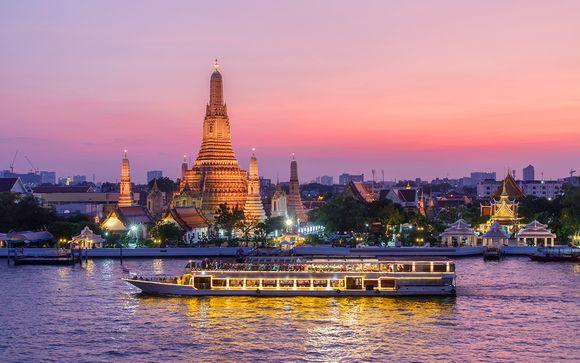 Ihr möglicher Aufenthalt in Bangkok
