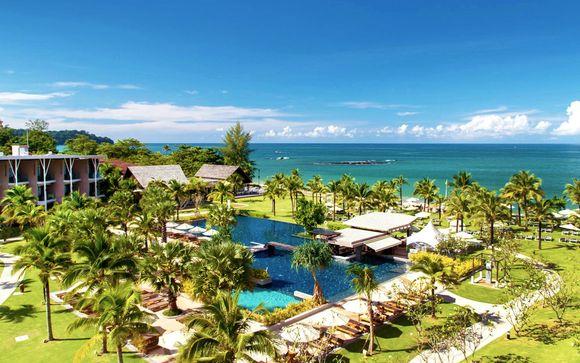 Ihr Hotel The Sands Khao Lak 5*