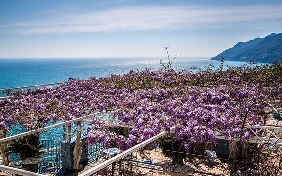 La Costa Amalfitana te espera