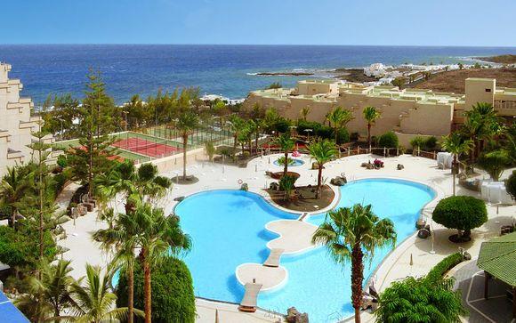 El Hotel Be Live Family Lanzarote Resort 4* le abre sus puertas