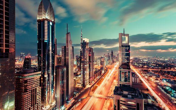 Hilton Dubai AI Habtoor City 5*