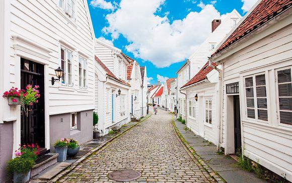 Noruega Bergen - Combinado por el oeste del país desde 530,00 €