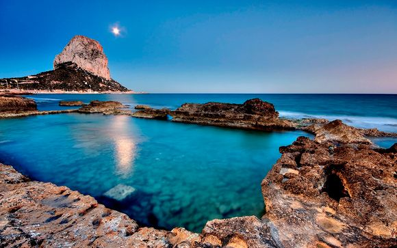 Calpe - The Cookbook Gastro Boutique Hotel & SPA 4*