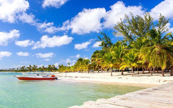 Vacaciones en el paraíso con todo incluido