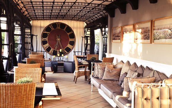 Italia Roma - Hotel Isa Design 4* desde 50,00 €