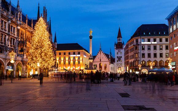 NH Collection München Bavaria 4*