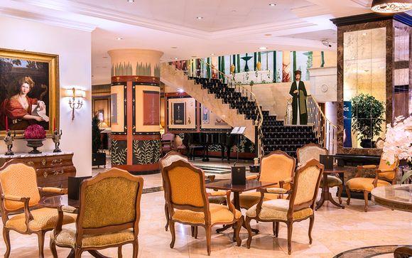 Hotel Dom Pedro Lisboa 5*