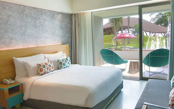 Hotel Tijili Benoa 4*