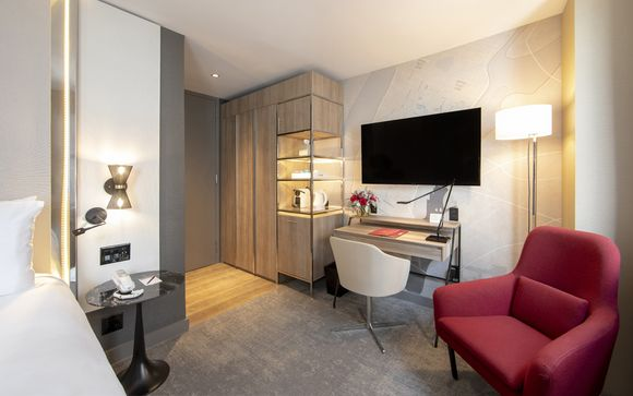 NH Collection Madison Avenue 4*