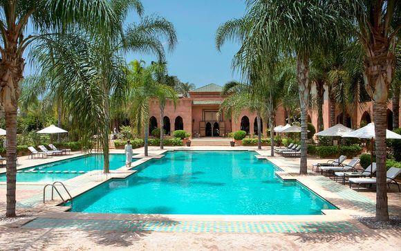 Palais Aziza & Spa Marrakech 5*