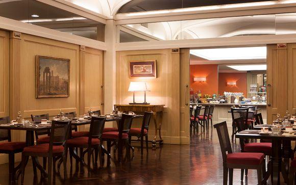Hotel Dei Borgognoni 4*