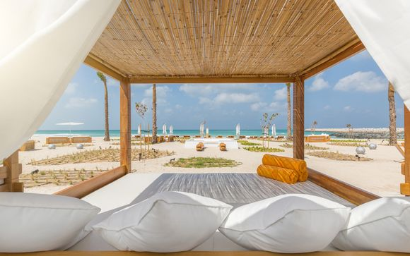 Emiratos Árabes Unidos Dubái  Nikki Beach Resort  Spa Dubai 5* desde 894,00 €