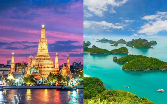 Aetas Bangkok 5* y ShaSa Resort & Residences 5*