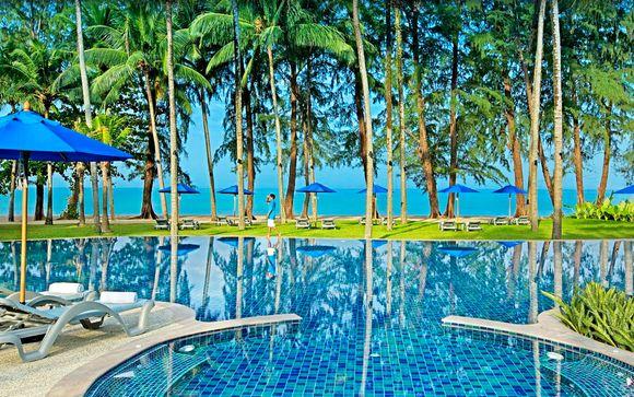 Manathai Khaolak 4* con opción a Vie Hotel Bangkok 5*