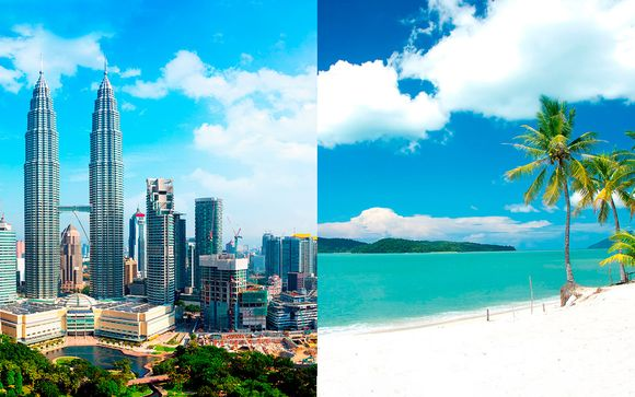 Malasia Langkawi - Oasia Suites 4*, Royale Chulan 4* y Berjaya Langkawi 4* desde 1.487,00 €