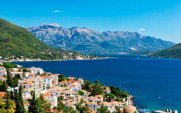 Combinado: Croacia y Montenegro 4*