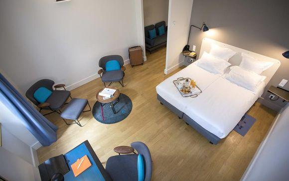 Hotel Fourvière 4*