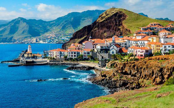 Hotel Tiles Madeira 4*