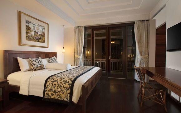 The Patra Bali Resort & Villas 5*