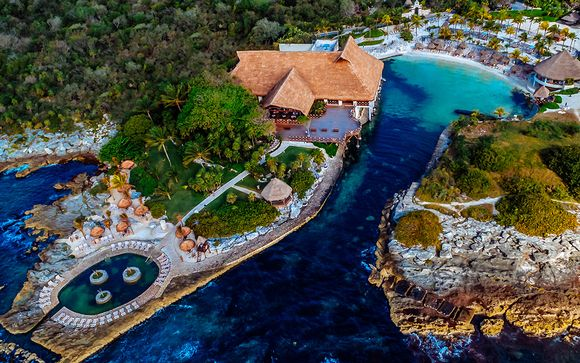 México Riviera Maya - Occidental at Xcaret Destination 5* desde 989,00 €