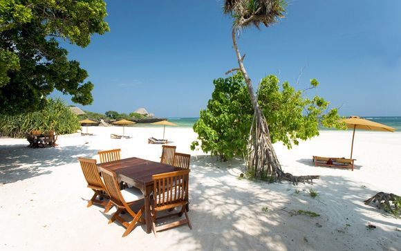The Sands at Chale Island 5*, en Chale Island