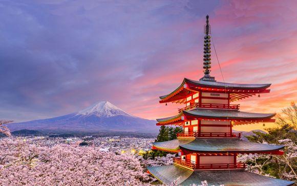 Tesoros de Japón