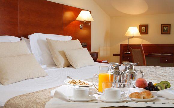 El Hotel Hotel Carlos I Silgar 4* le abre sus puertas