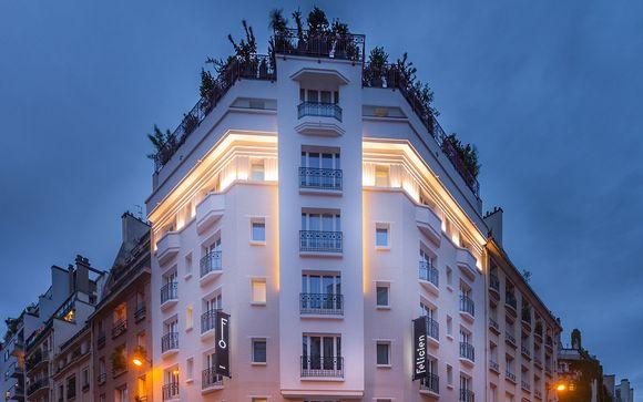 Hotel Félicien 4* by Elegancia le abre sus puertas