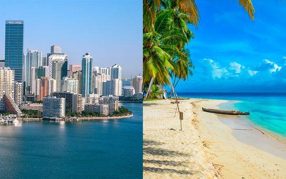 Nautilus South Beach Miami 4* y Westin Playa Bonita Panamá 5*
