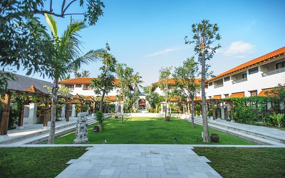 Sudamala Suites & Villas Resort Sanur 5*