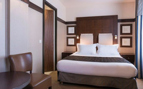 El Hotel Hotel Pavillon de Paris 4* le abre sus puertas