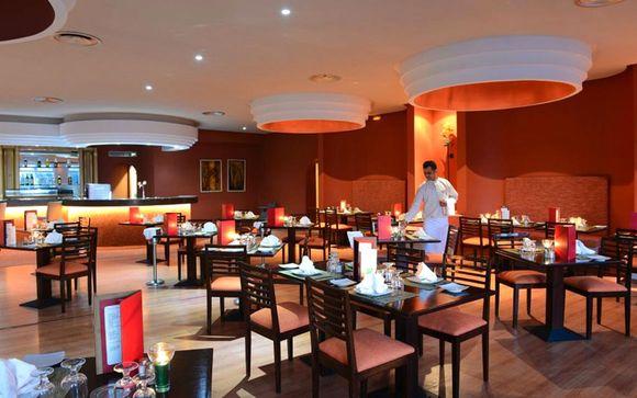 Hotel Golden Tulip Taj Sultan 5*