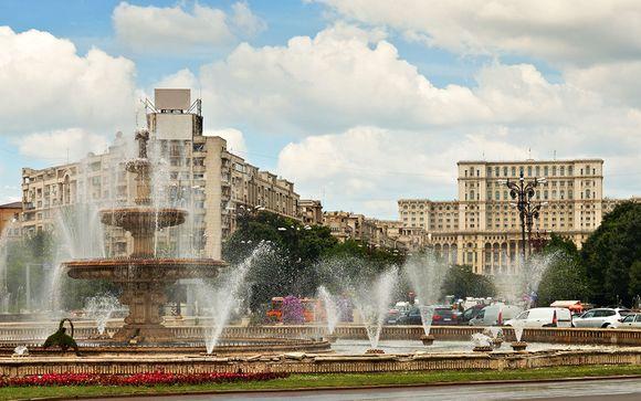 Hotel K+K Elisabeta **** - Bucarest