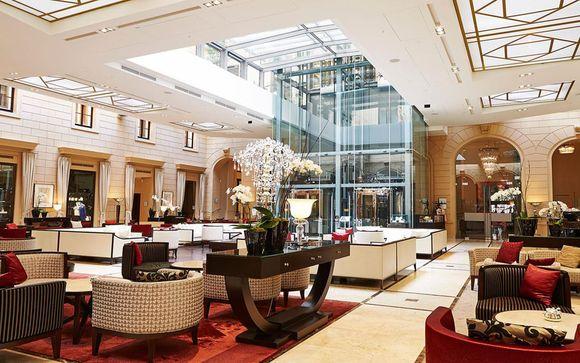 Austria Viena Hotel Palais Hansen Kempinski 5* desde 252,00 €