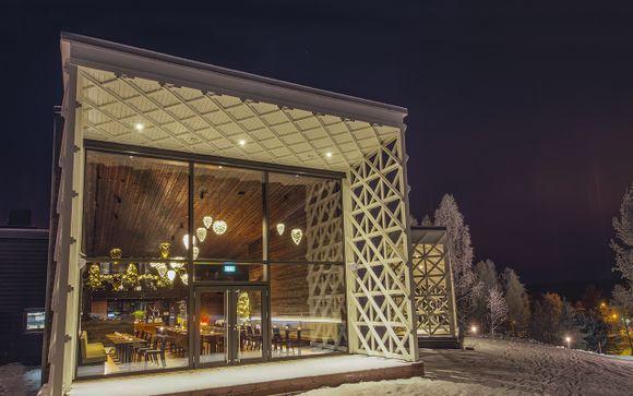 Arctic TreeHouse Hotel 4*
