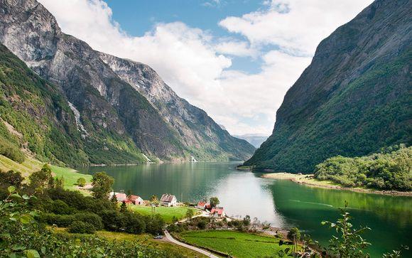 Noruega Stavanger Fiordos espectaculares con 2 noches en Oslo desde 1.525,00 €