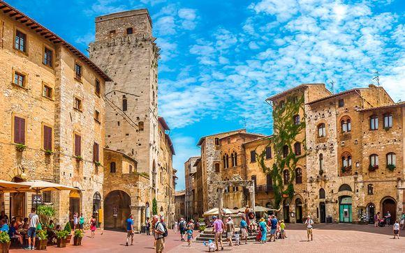 San Gimignano te espera