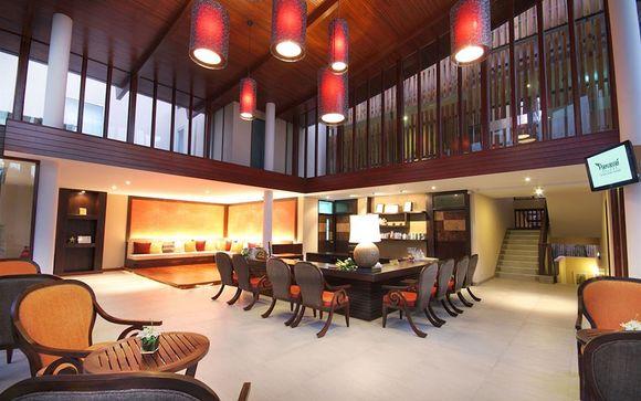 El Hotel Pakasai Resort Krabi 4* le abre sus puertas
