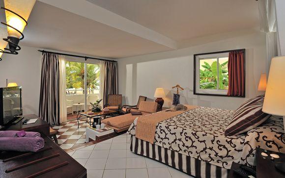 Habitación Junior Suite vista mar