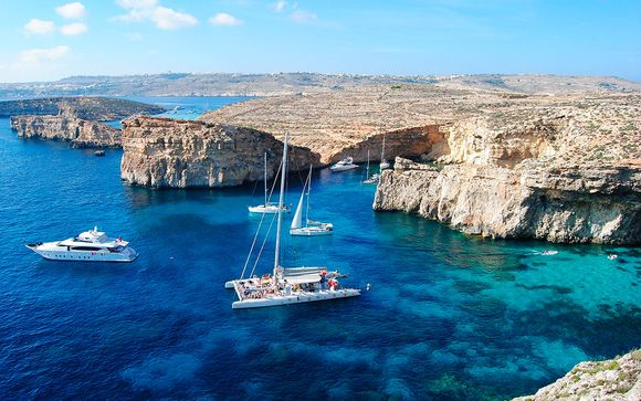 Malta Sliema - The Waterfront Hotel 4* desde 245,00 €