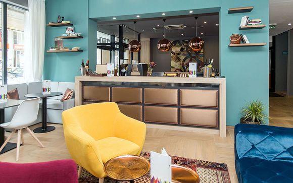 El Roombach Hotel Budapest Center le abre sus puertas