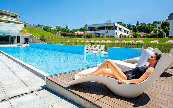 Oviedo - Gran Hotel Las Caldas Villa Termal 5*