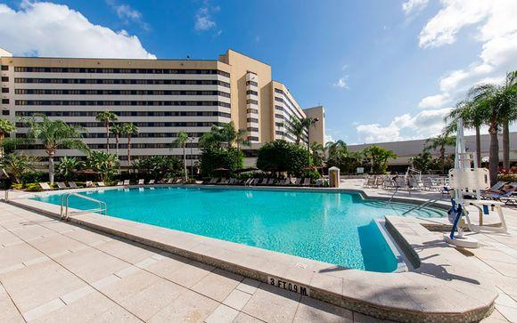 Hilton Orlando Lake Buena Vista
