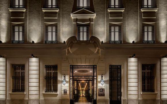 El Hotel Best Western Opéra Liège 5* le abre sus puertas