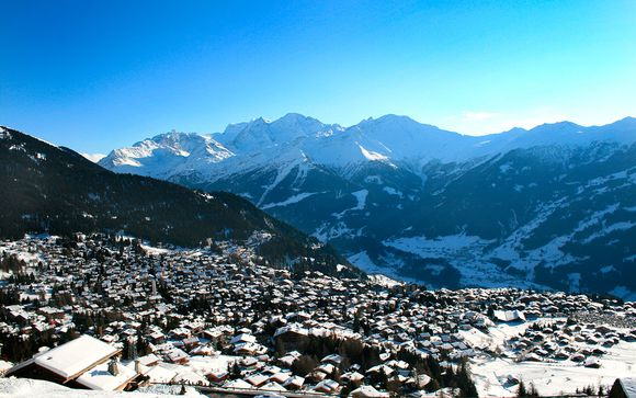 Escucha la llamada de Los Alpes