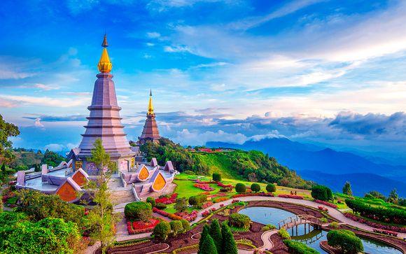 Itinerario privado - 6 noches (+4 o 6 noches en Phuket)