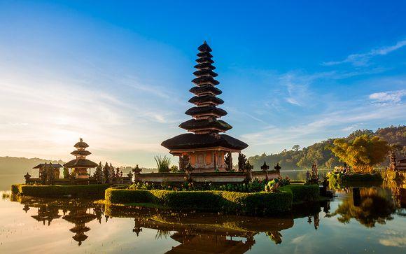 Esplendores de Bali